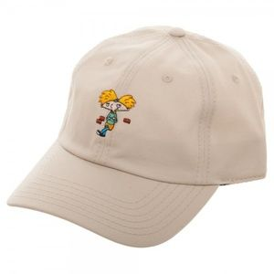 HEY ARNOLD! Dad Style Hat Adjustable for Adults